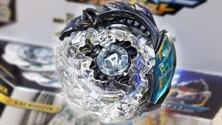 Killer Deathscyther .2V.Hn Booster (B-85) Unboxing & Review! - Beyblade Burst God/Evolution!