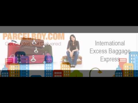 Parcelboy.com the best International Courier Services from India