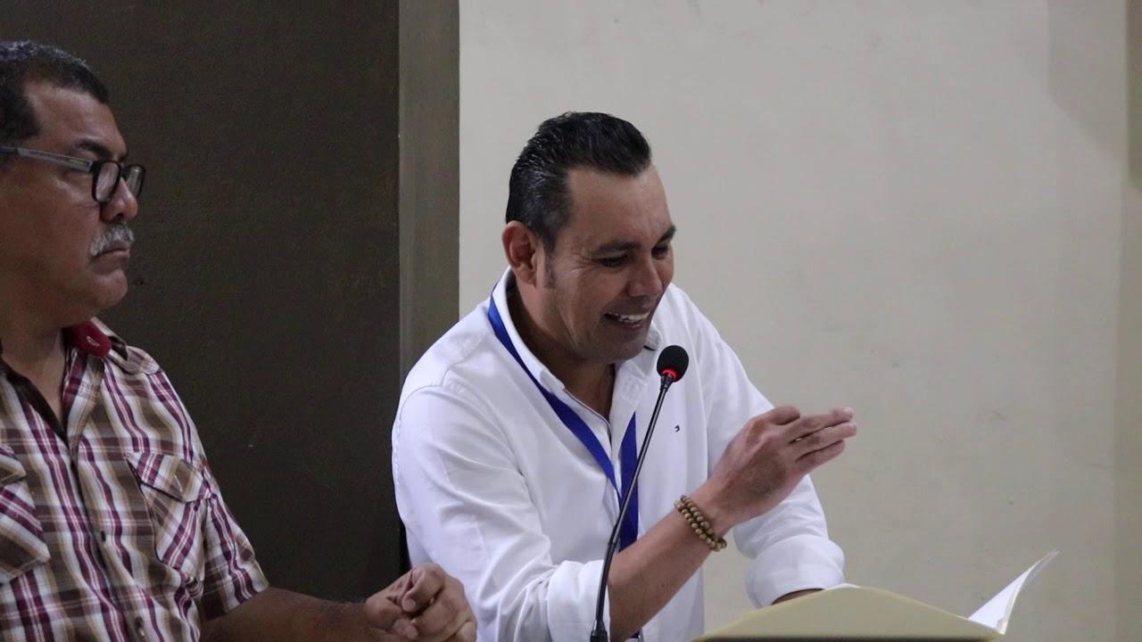 Download Palabras de Alberto Ticas ante el Ministro de Obras Públicas Rafael Sabonge