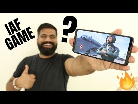 Indian Air Force Game - Gameplay IOS & Android - IAF A Cut Above - Proud 🇮🇳🔥
