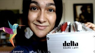 Delta Sound Labs - Origami Wavefolder & Juliana