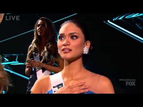 Miss Universo 2015 Error Brutal !!! (subtitulado)