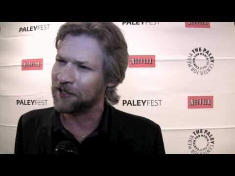 Todd Lowe of 'True Blood' at PaleyFest2011