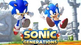 Диван Батхеда: Sonic Generations (XBOX 360)
