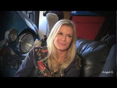 Brooke & Ridge  Katherine Kelly Lang & Ronn Moss on RonnsGarage