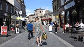 Inverness High Street FLAT EARTH ..........