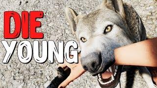 Die Young - ПЕРВЫЙ ВЫЖИВШИЙ! НОВАЯ ЛОКАЦИЯ #5