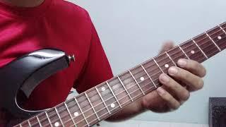 A.Rahman Hasan - Hanya Untukmu Guitar tutorial By Zar