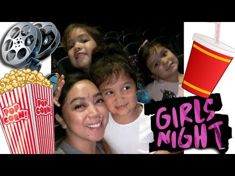 GIRLS' MOVIE NIGHT!!! - itsjudyslife thumbnail