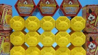 妖怪おみくじ入浴剤×15本 妖怪ウォッチ びっくらたまご バスボール Youkai Watch Bath ball thumbnail
