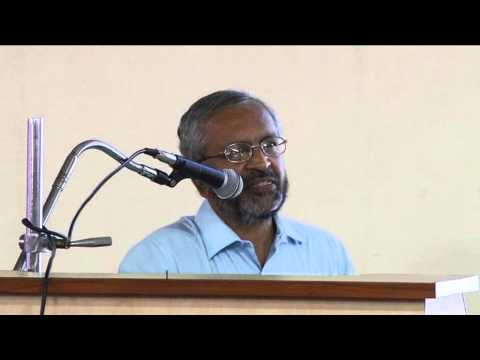 Prof. T. Ramachandran Lecture Series, 24th Lecture, 21-11-2014, Part 2
