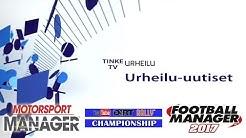 Tinke TV:n Urheilu-uutiset