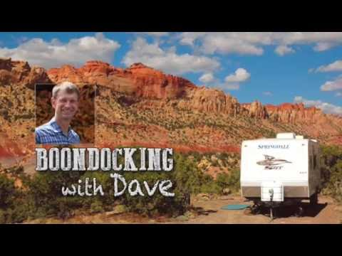 What is RV boondocking and how to do it