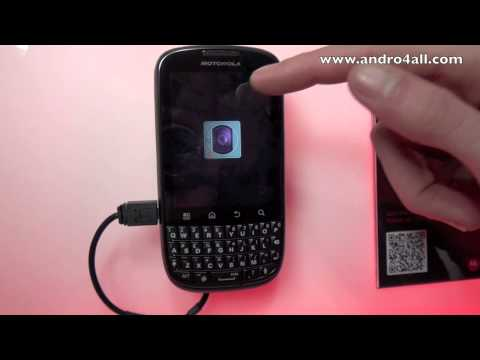 Motorola Pro+ MWC 2012 [HD]