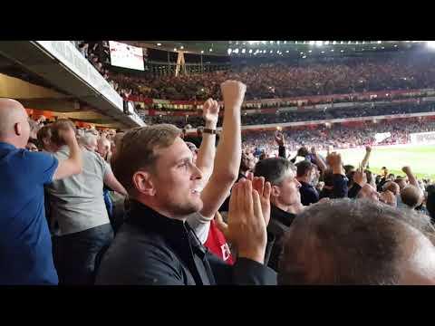 Arsenal v Leicester - 11-08-2017 - Giroud scores the winner