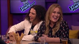 Anouk twee seizoenen in The Voice - RTL LATE NIGHT