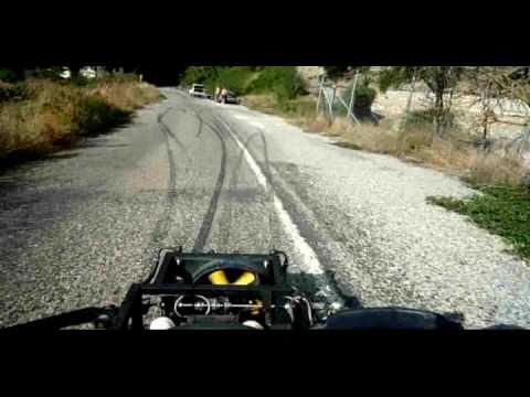 Hayabusa GSXR Go Kart 1000cc - Gixxerkart - Illegal Street - R1 Kart Turbo - 1100 GSX-R