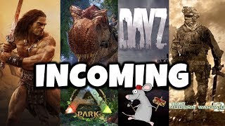 DAYZ XBOX ONE GAMEPLAY - ARK PARK RELEASED - COD MW2 INFO - CONAN EXILE PS4 - THE ACCESS SHOW