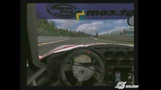 GTR FIA Racing PC Games Gameplay - Oh no...
