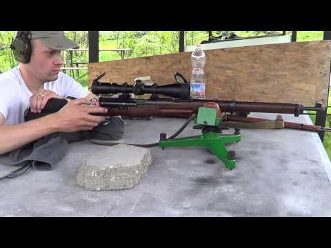 K 11 Gun SCHMIDT RUBIN K11
