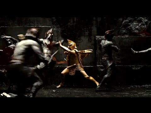 Best fight scenes compilation - The Immortals (HD)