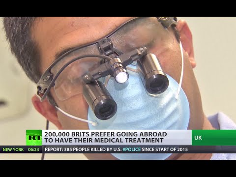 Medical tourism: Queues & costs send Brits packing