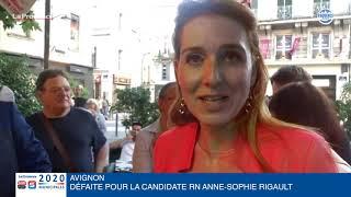 """Municipales à Avignon - Anne-Sophie Rigault (RN) :  """"70 % d'abstention, c'est antidémocratique"""""""