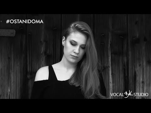 Halo, Tamara Šumej, COVER (#ostanidoma) by VOCAL BK STUDIO - (Offical Video)