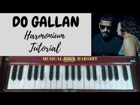Do Gallan (let's talk) || Harmonium Tutorial || By Musical Soul Harshit thumbnail