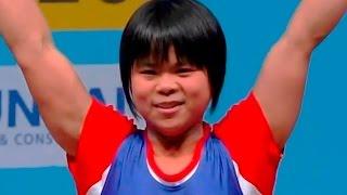 2009 World Weightlifting Championships, Women 53 kg \ Тяжелая Атлетика. Чемпионат Мира