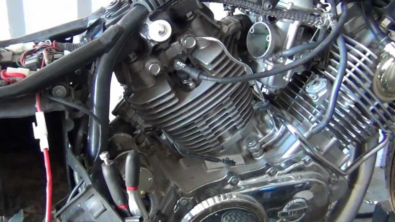 85 Xv1000 Engine Running  152