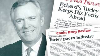 "Stew Turley ""The Eckerd Years"" 1966 - 1997"