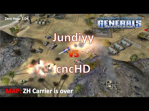 Zero Hour - Jundiyy Vs CncHD - ZH Carrier Is Over
