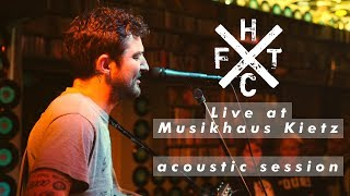 Frank Turner live at Musikhaus Kietz, Leipzig (In-Store Acoustic Show)