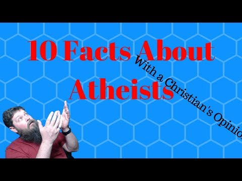 10 Facts About Atheists With Christian Opinions Back Into the Fray!