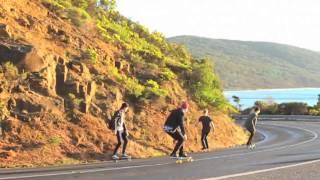 SOUTH By Penny Skateboards Australia