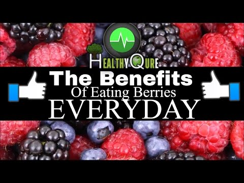 The Benefits of Eating Berries Everyday