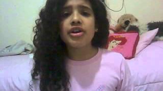 niña canta muy bien canción de violetta