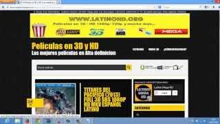 Descargar Peliculas en 3D y HD 1080P 720P español latino por MEGA