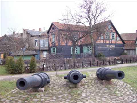 Liepaja - city of wind, music and diversity. Latvia.