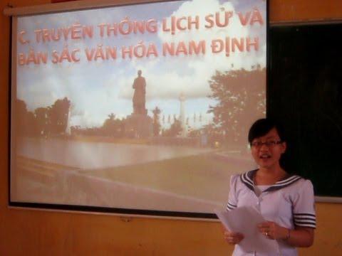 Dự án dạy học theo chủ đề tích hợp môn Địa lý 12