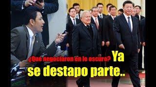 Leonardo Bonilla destapa que quiere China de El Salvador