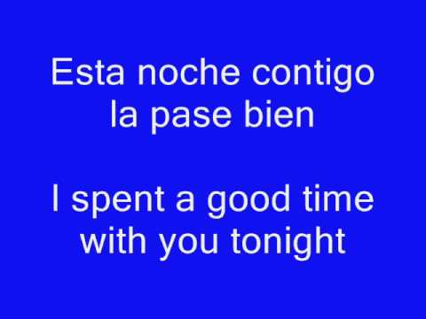 Learning Spanish Songs.Level 3.(Translated to English).