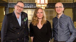"""""""Zwei Männer 3 Welten"""" – Krömer & Friends mit Sarah Bosetti"""