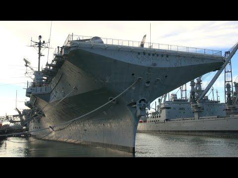 Complete Tour | USS HORNET | Aircraft Carrier Museum San Francisco