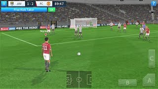 Dream League Soccer 2018 Android Gameplay #15