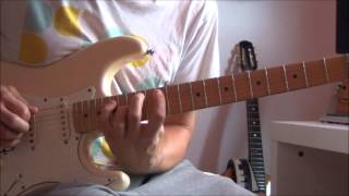 17. Sixstring Arpeggio in the style of Jason Becker, Yngwie Malmsteen (w/tabs)