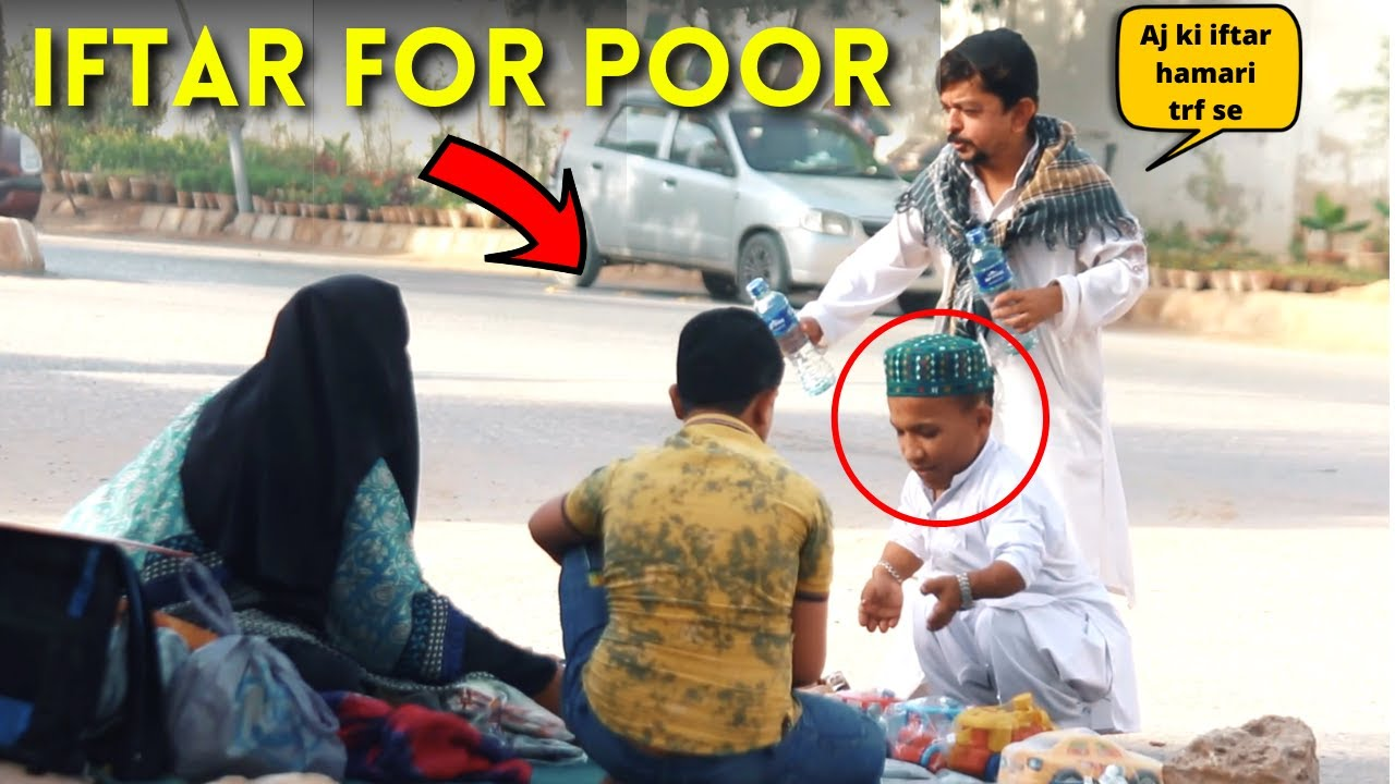 Iftar For Poor - Beautyfull Movement | New Talent 2021