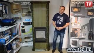 TAPIS TV - KAFLOWE AKUMULACYJNE PIECE KOMINKOWE STOGER CERAMIC - MAGDEBURG  - AKUMULACJA W PIECU