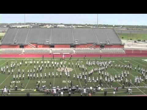 James Madison High School Band 2012- Roughrider Contest 10/6/12